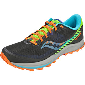 saucony Peregrine 11 Shoes Men, future black
